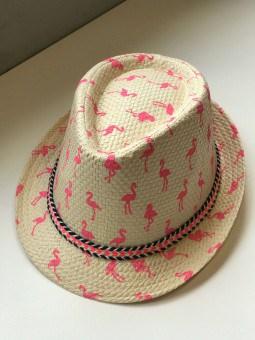 Chapeau flamants roses adulte Chapeaux