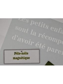 """Pêle-mêle """"Les petits enfants sont la récompense"""" Pêle-mêles"""