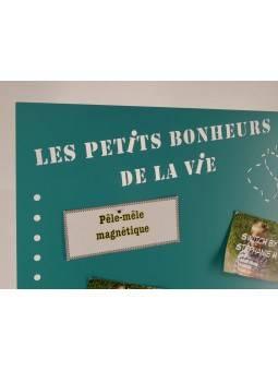 """Pêle-mêle """"Les petits bonheurs de la vie"""" Pêle-mêles"""