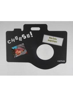 """Appareil photo """"Cheese"""" Pêle-mêles"""