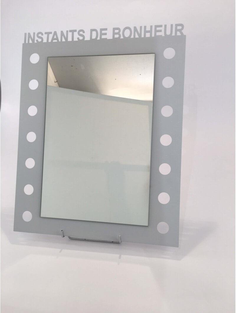 """Miroir """"Instant de bonheur"""" Miroirs"""