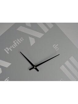 "Horloge carrée ""Profite de chaque instant"" Horloges"