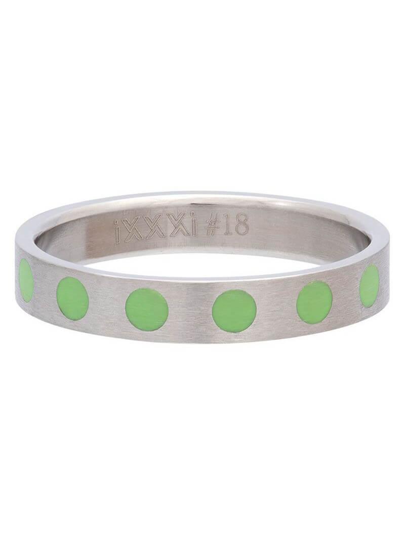 Round Green iXXXi