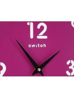 "Horloge ronde diamètre 30 cm  ""J'aime prendre mon temps"" Horloges"